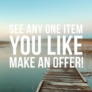 Other - 🌻For the Love of Poshers make an Offer🌻